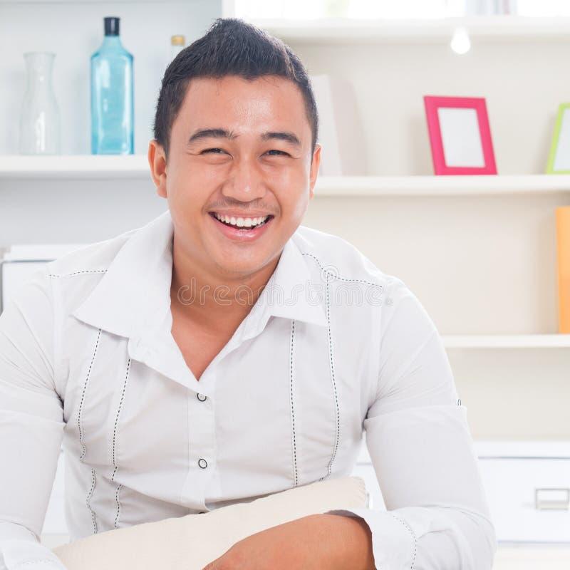 Азиатский человек стоковые изображения rf