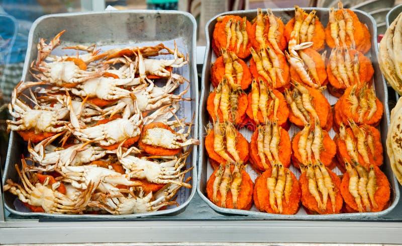 азиатское быстро-приготовленное питание стоковое фото rf