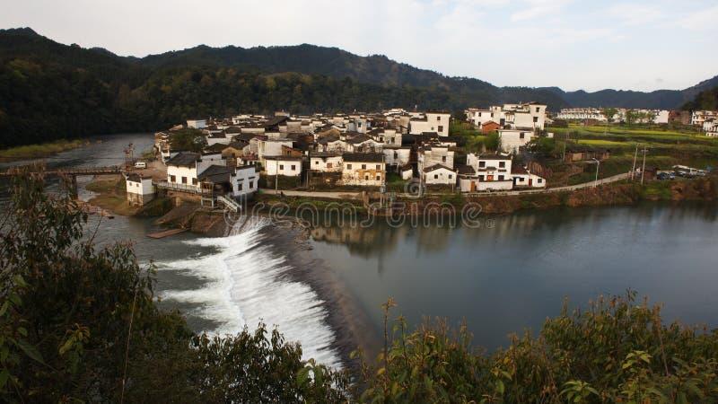 азиатское село стоковые фото