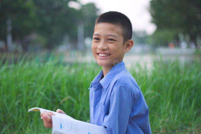 Азиат мальчика стоковое фото