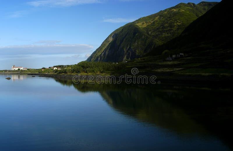 Азорские островы стоковое фото rf