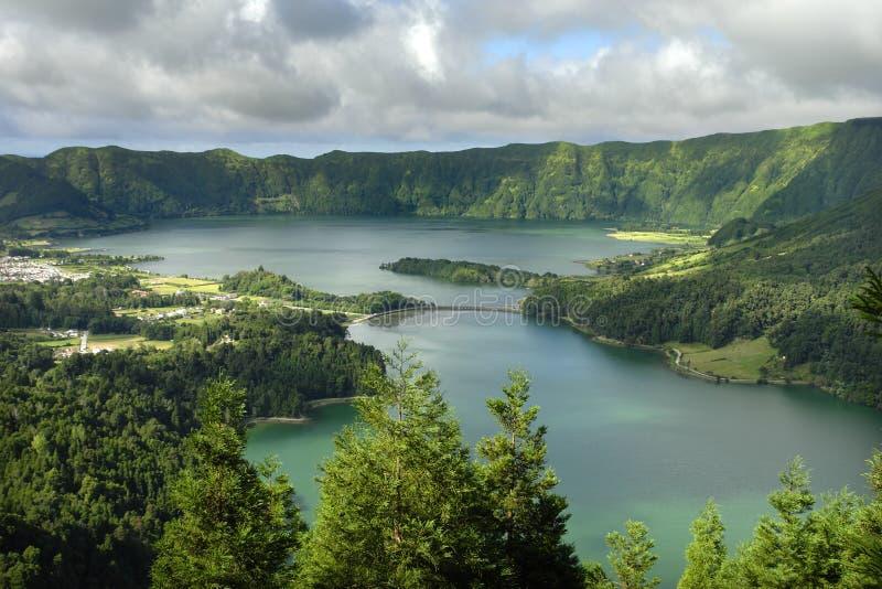 Азорские островы стоковые фото