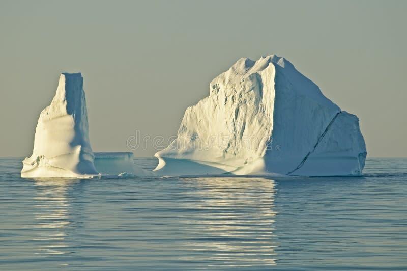 айсберг стоковая фотография