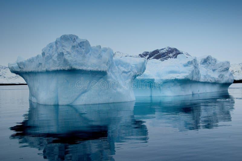 Айсберг стоковое фото rf