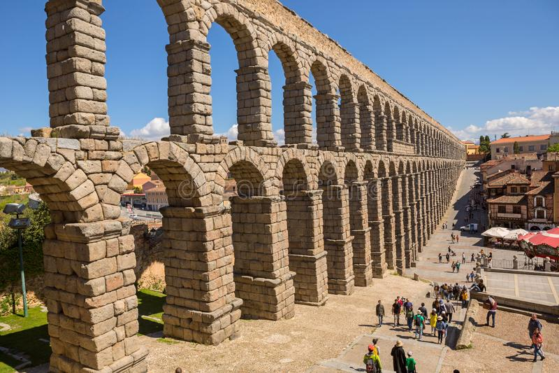 Акведук стоковое фото rf