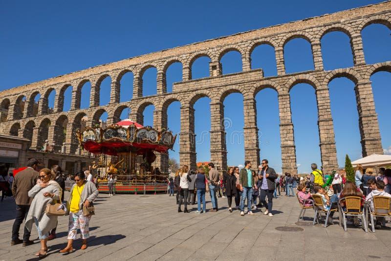 Акведук стоковые изображения