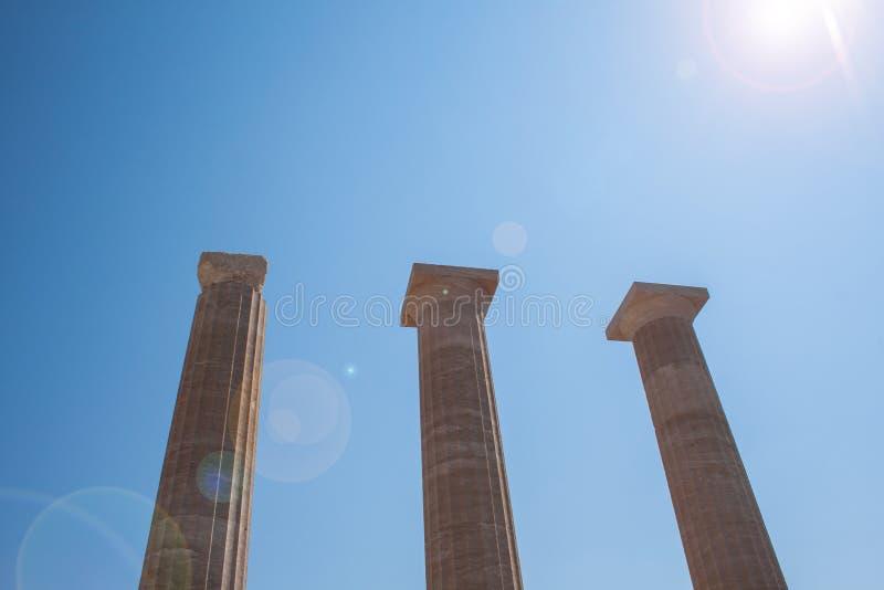 Акрополь стоковая фотография rf