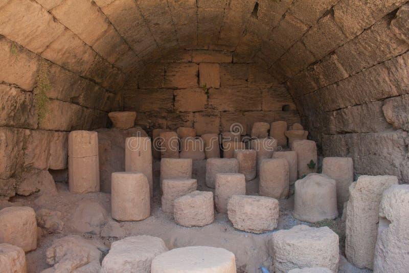 Акрополь стоковая фотография