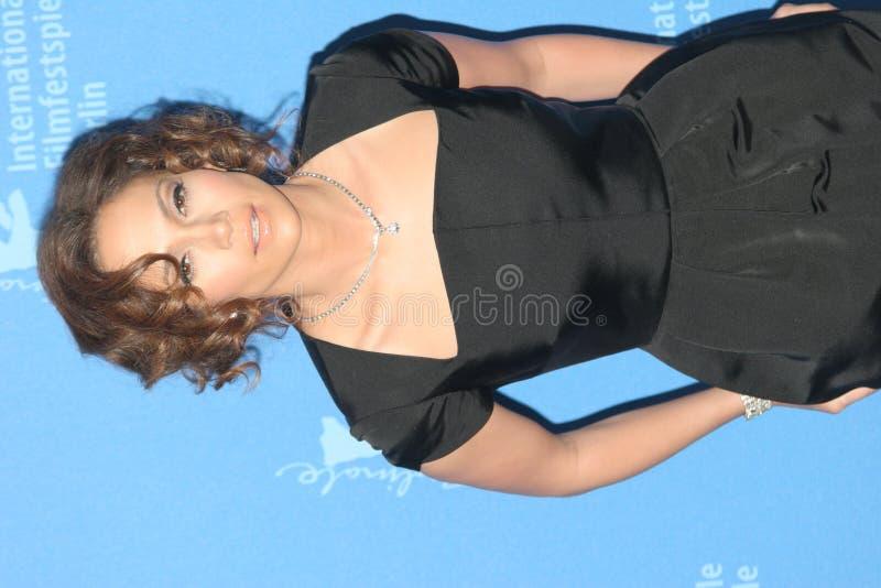 актриса jennifer lopez стоковая фотография rf