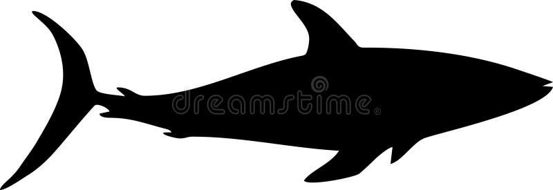 акула иллюстрации иллюстрация штока