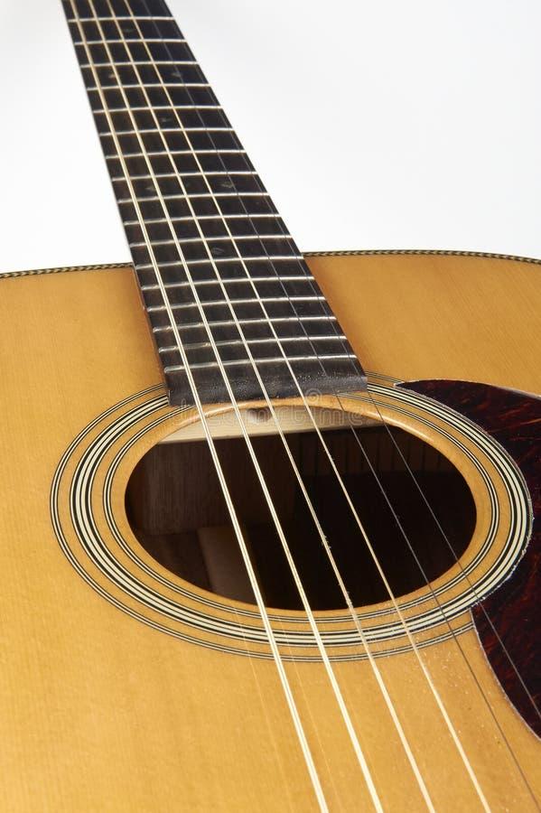 Download акустическая гитара стоковое фото. изображение насчитывающей ручка - 41654966
