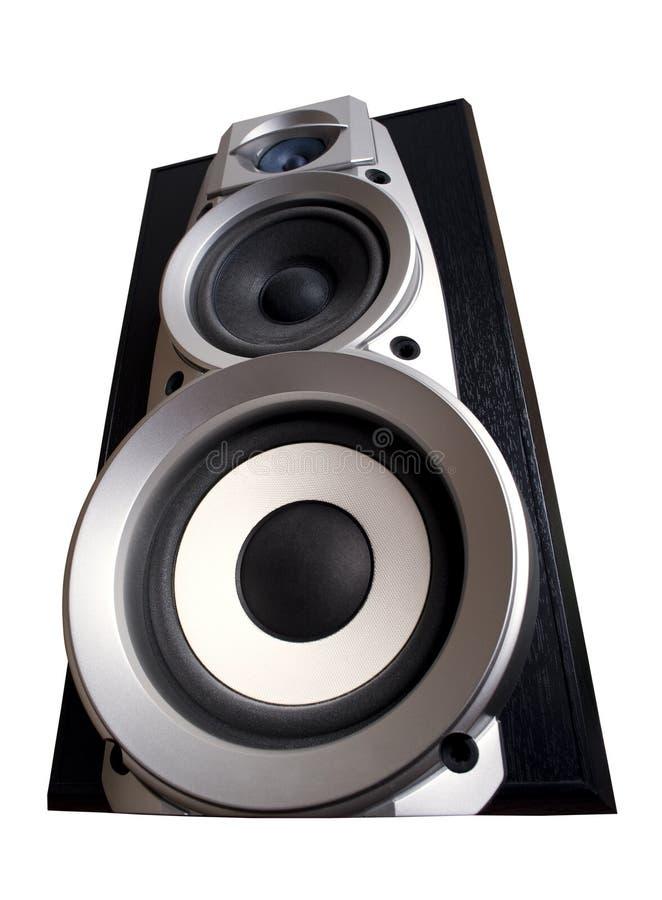 акустическая изолированная электроника стоковое фото rf