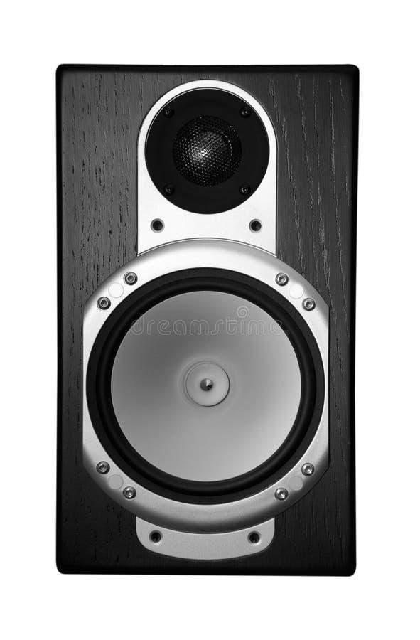 акустическое изолированное sistem фото стоковая фотография rf