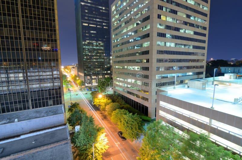 Алабама birmingham урбанский стоковое изображение