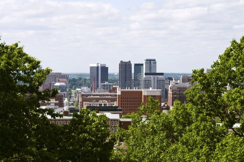 Алабама birmingham стоковое изображение