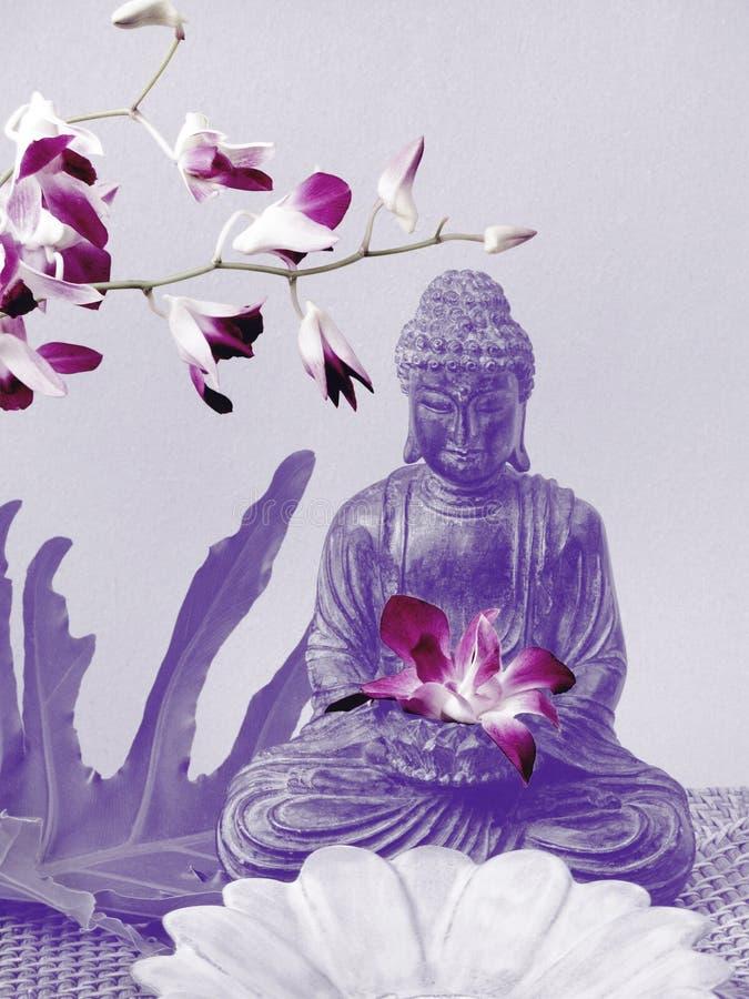 алтар Будда стоковые изображения rf