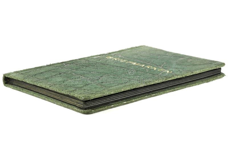 Альбом печати стоковое изображение rf