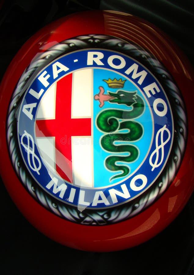 альфаа romeo стоковые изображения rf