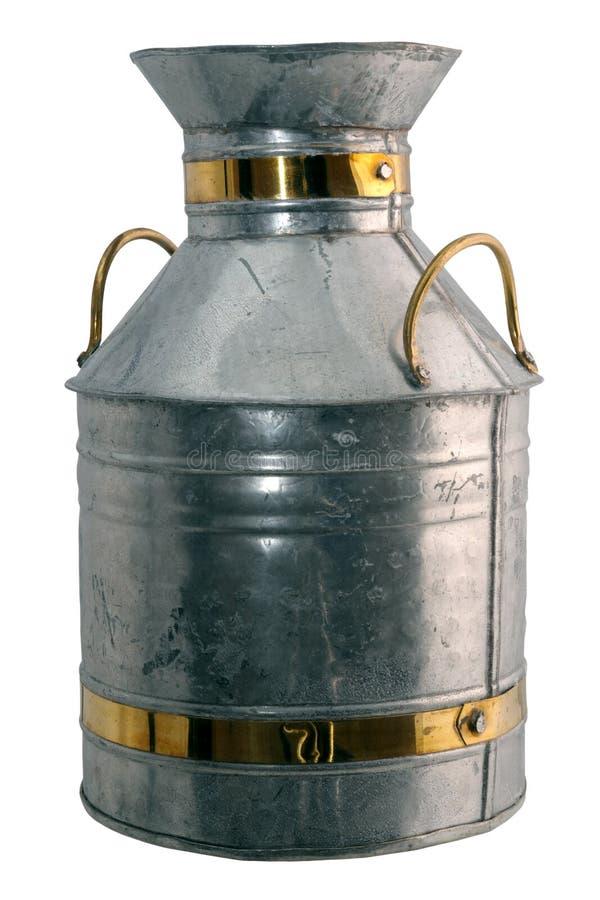 Download алюминиевая ваза стоковое фото. изображение насчитывающей кругло - 6860466