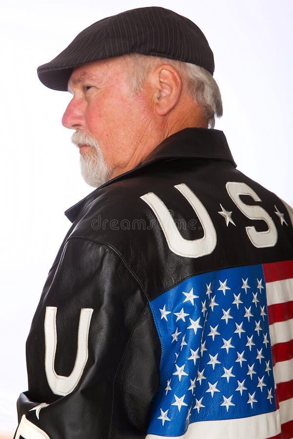 Американский человек стоковые фотографии rf