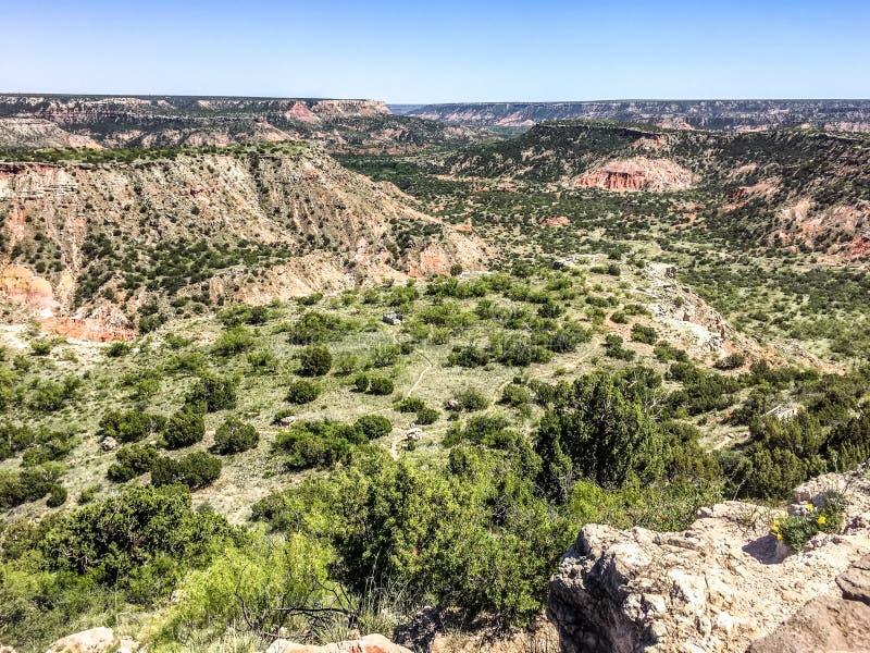 Американский юго-западный ландшафт и каньоны стоковая фотография rf