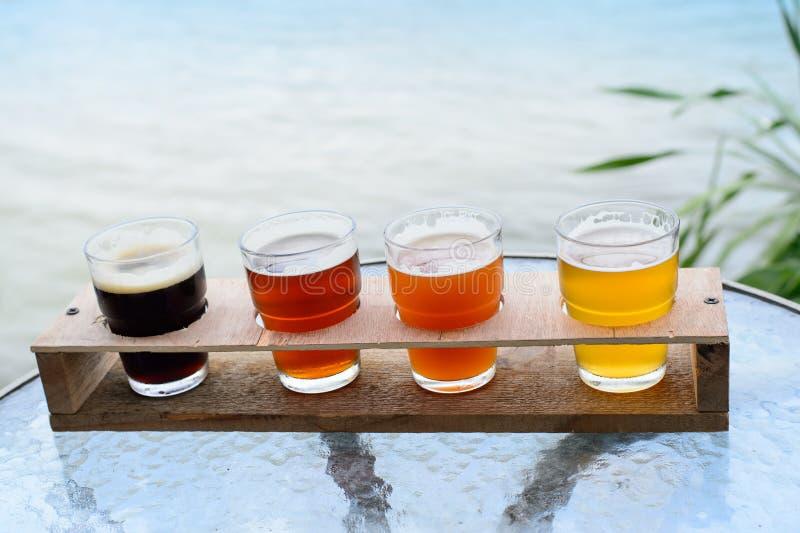 Американское пиво ремесла стоковые фото