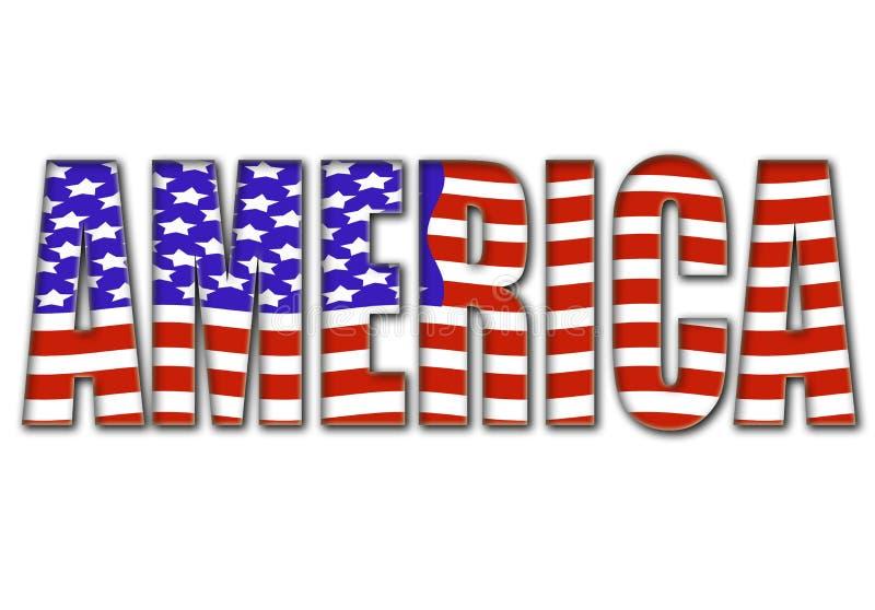 америка бесплатная иллюстрация