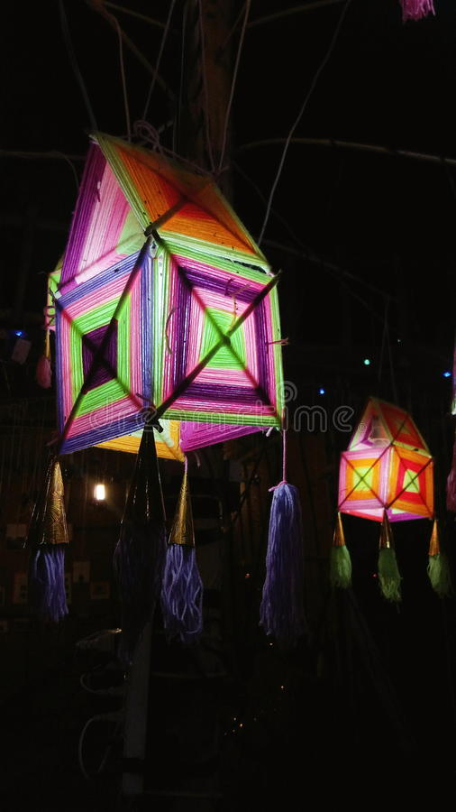 лампа Таиланда стоковые фото