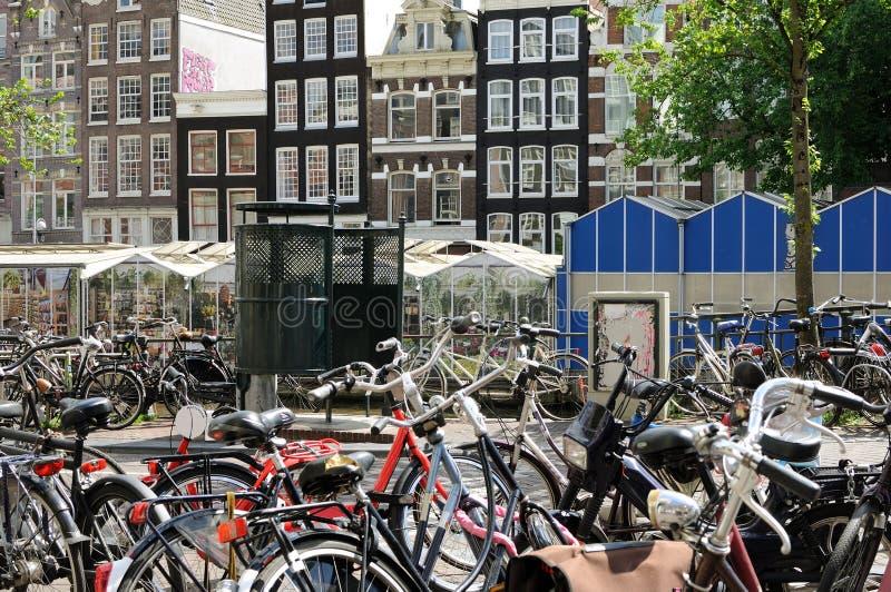 Амстердам стоковая фотография