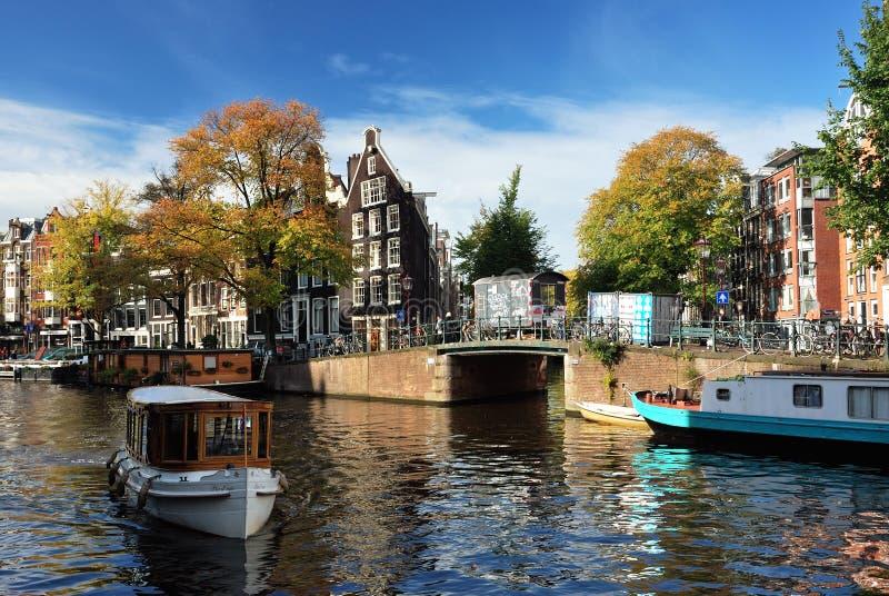 Амстердам стоковое фото