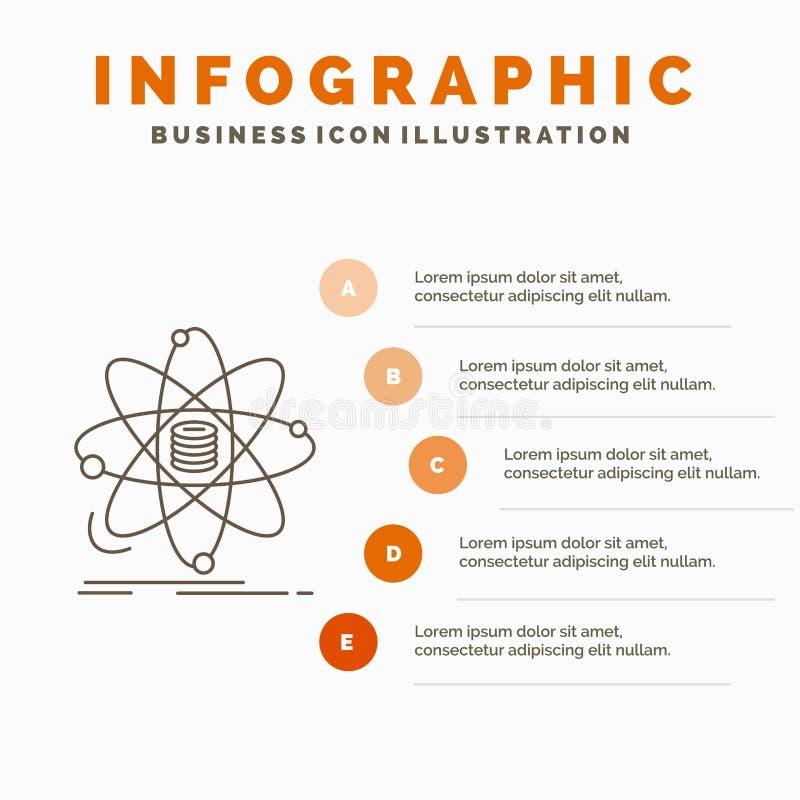 Анализ, данные, информация, исследование, шаблон Infographics науки для вебсайта и представление r бесплатная иллюстрация