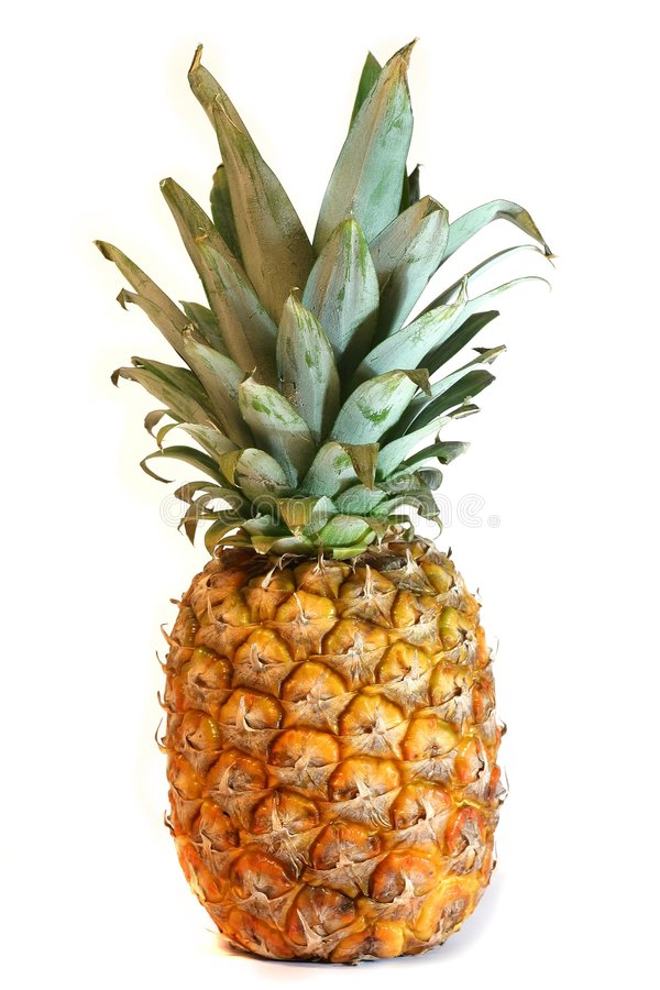ананас плодоовощ стоковое фото rf