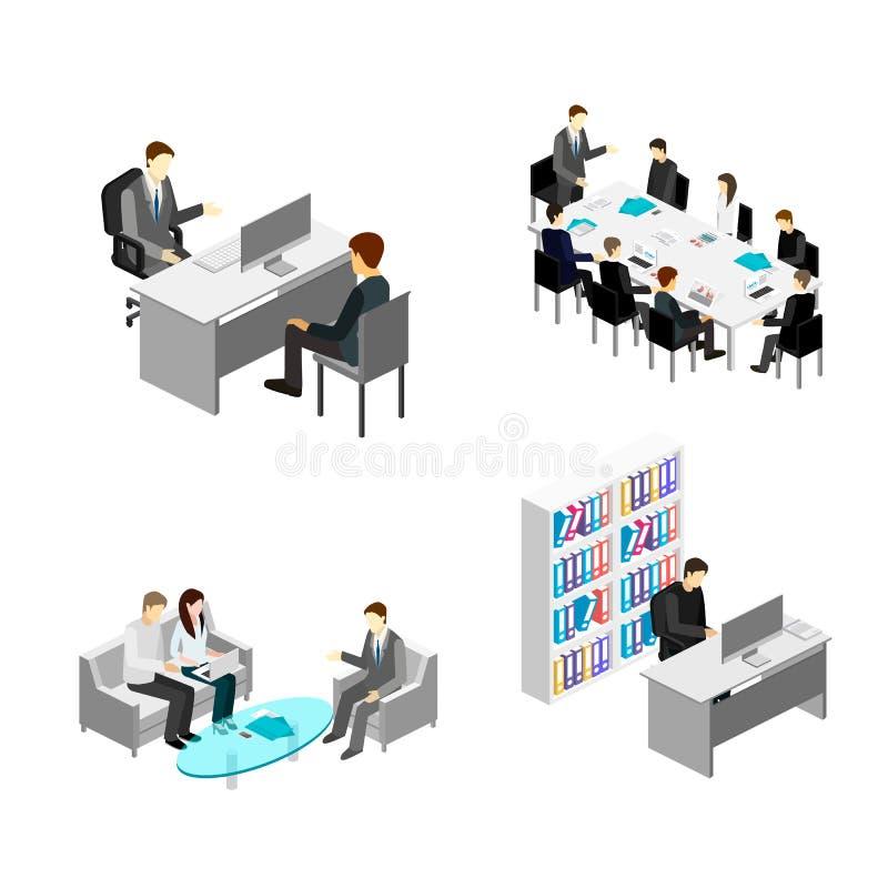 Аналитик дела и финансовая проверка бесплатная иллюстрация