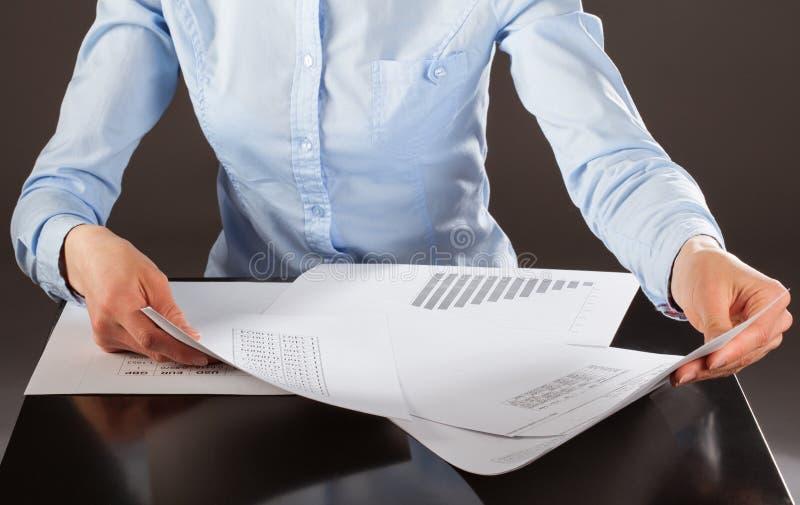 Аналитик деловой активности Стоковые Фото изображение   Аналитик деловой активности Стоковые Фото изображение 30447903