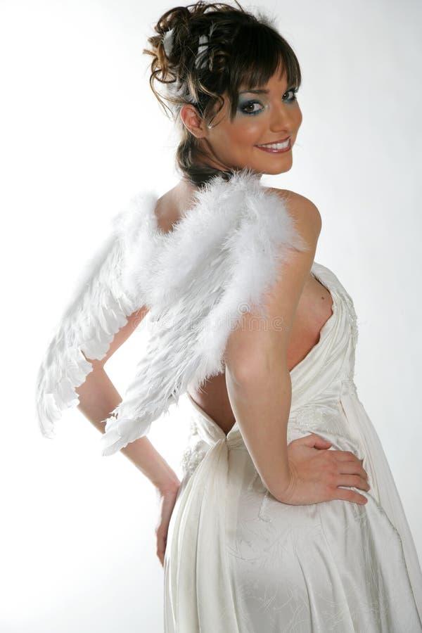 ангел сексуальный стоковое фото rf