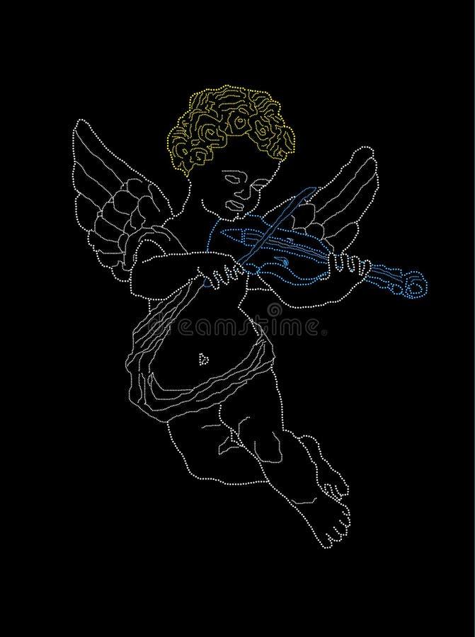 Ангел стоковые изображения rf