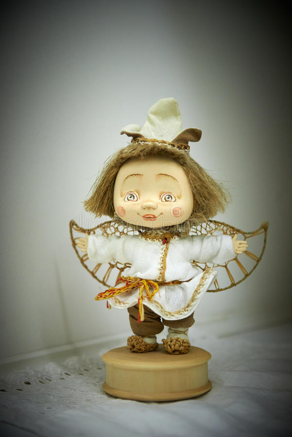 Ангел сувенира стоковые изображения rf