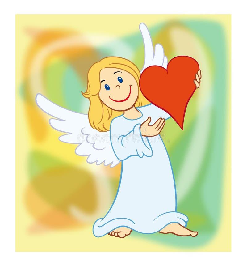 ангел 02 стоковые фотографии rf