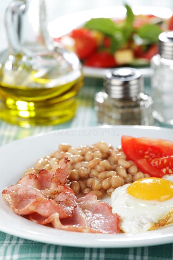 английская язык завтрака стоковое изображение rf