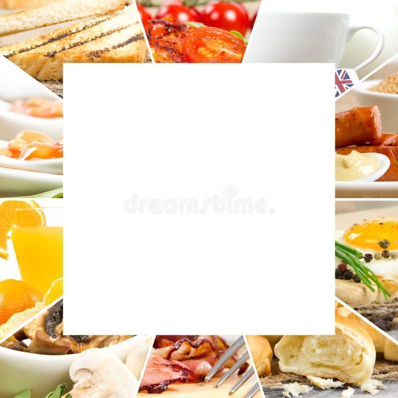 английская язык завтрака стоковые изображения rf