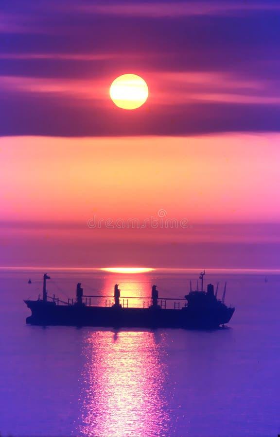 Английский залив ДО РОЖДЕСТВА ХРИСТОВА Канада стоковое фото