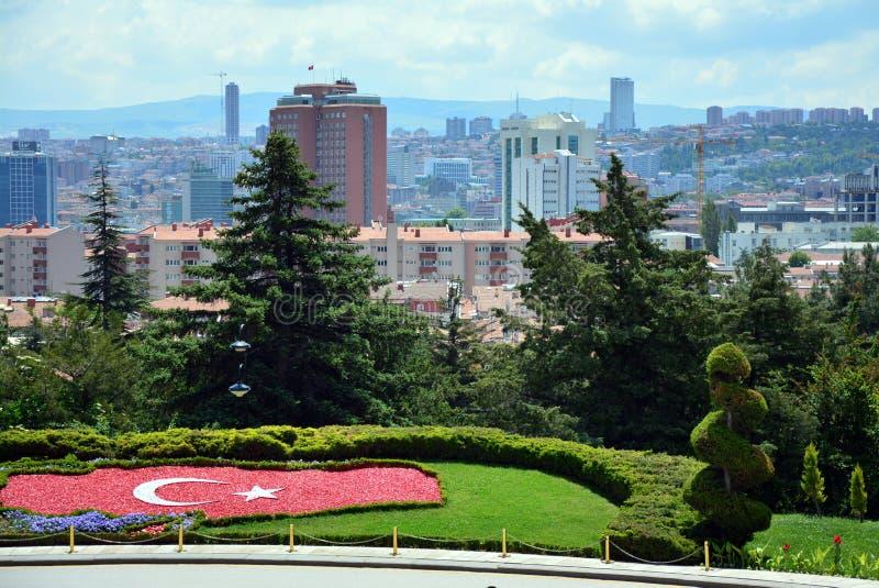 Анкара, столица Турции стоковая фотография rf