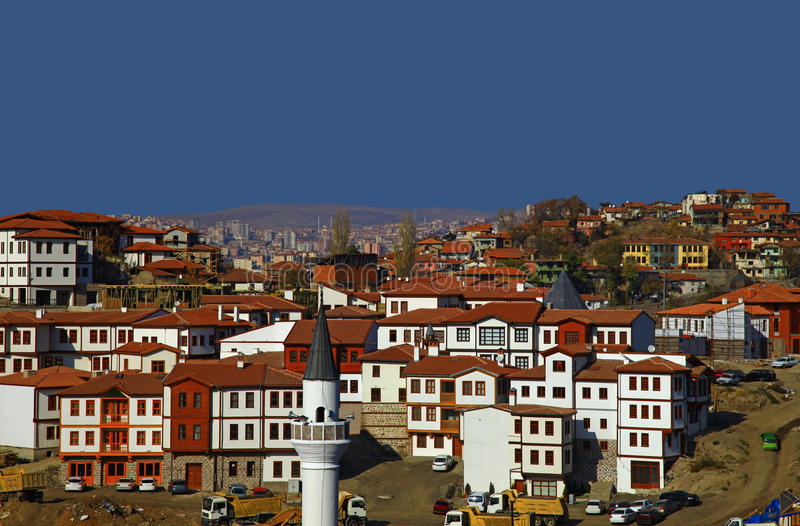 Анкара стоковое фото rf