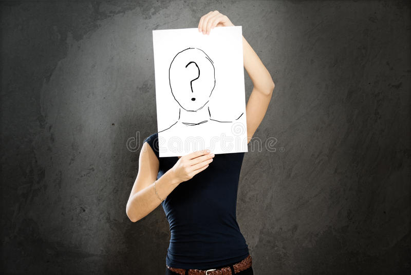 анорексия стоковое изображение