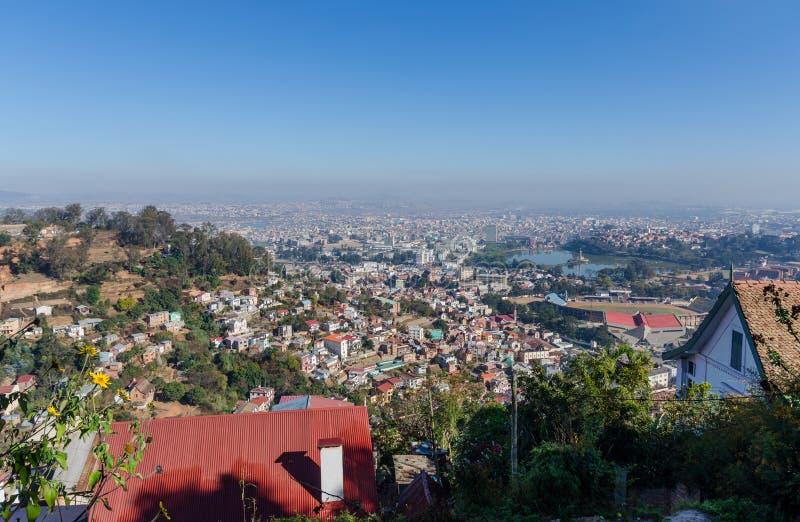 Антананариву Мадагаскар стоковая фотография rf