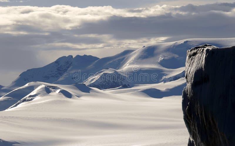 Антарктика величественная стоковые фотографии rf