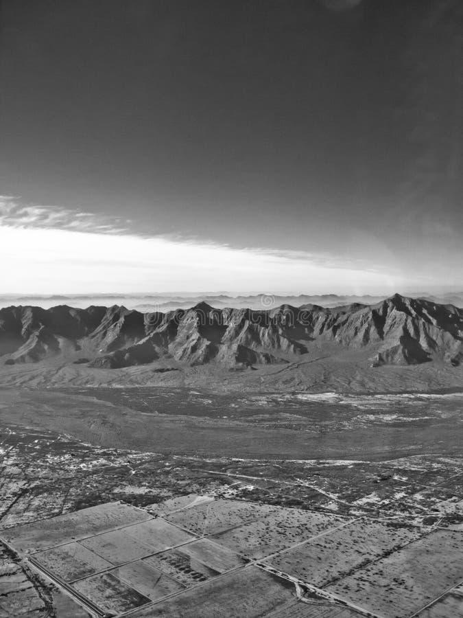 Антенна Аризоны стоковое фото rf