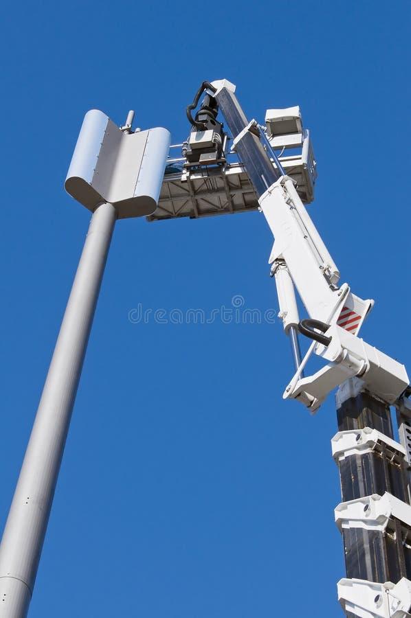 антенна gsm стоковые фото