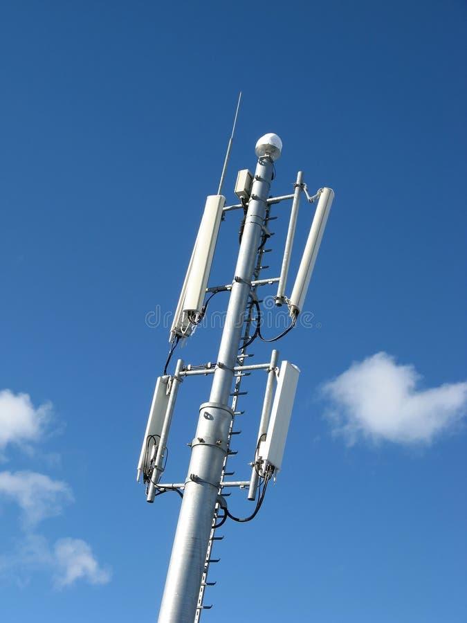 антенна gsm стоковые фотографии rf