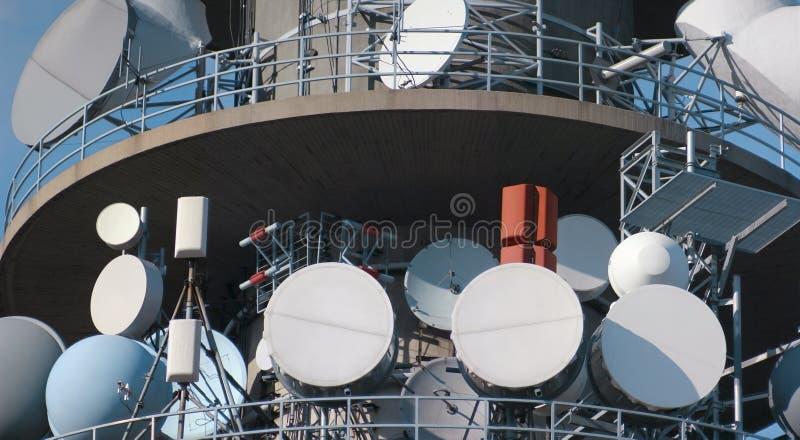 антенны стоковые фотографии rf